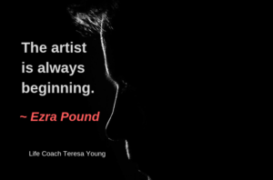 On Beginning Again Daily - Life Coaching with Teresa Young