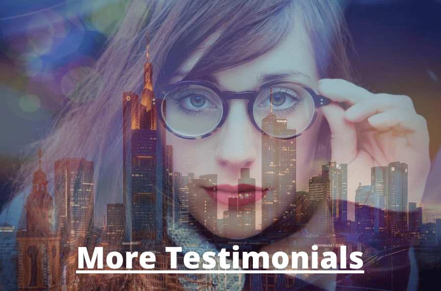 Welcome to Life Coaching with Teresa Young ~ Testimonials
